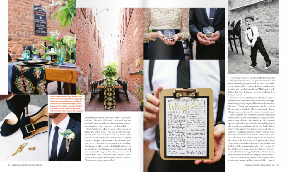 weddings illustrated set free photography naples fort myers photographer bootleggers alley