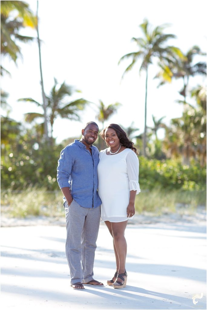 set free photography engagement shoot naples florida