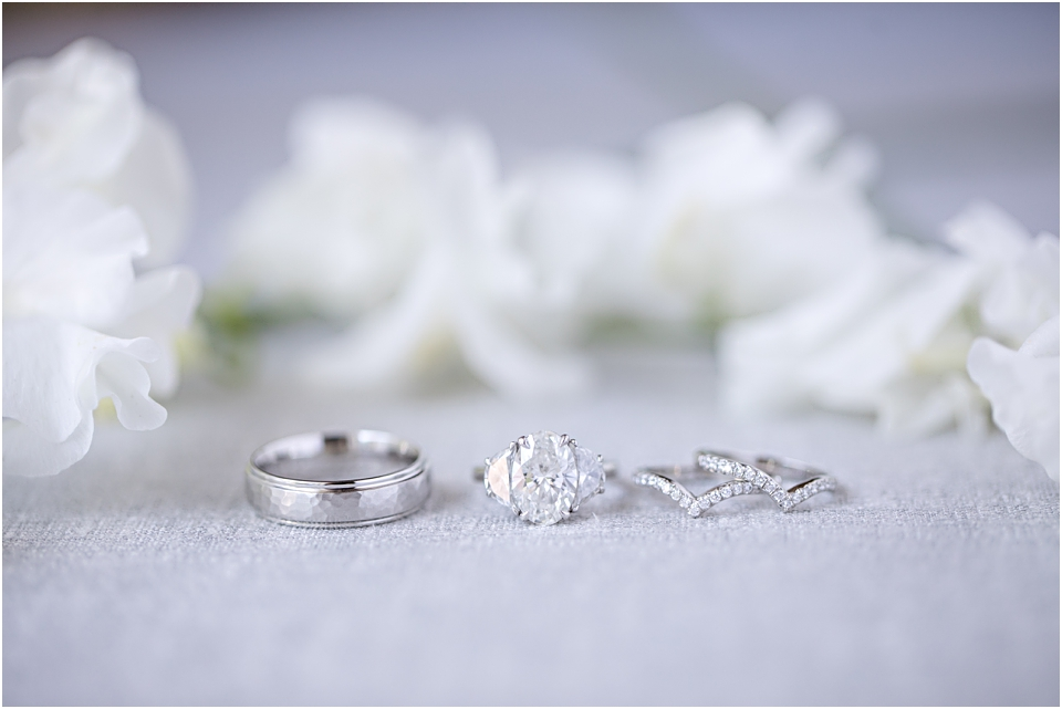 set free photography wedding rings Bighams Jewelers