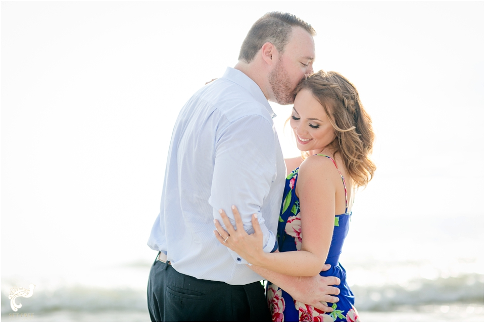 set free photography engagement shoot beach naples florida pier