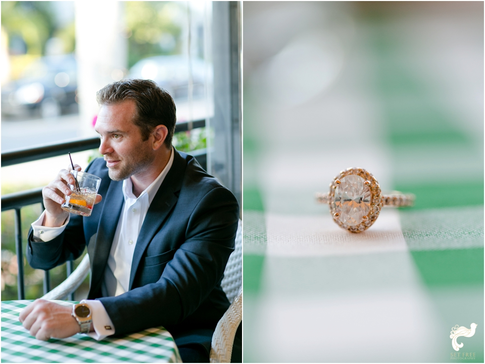 naples wedding photographer set free photography engagement session 3rd street s engagement ring