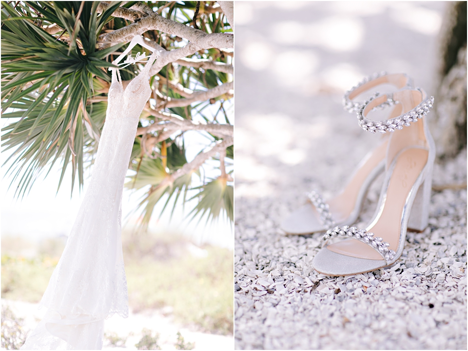 naples beach hotel wedding set free photography