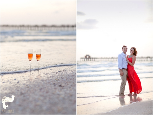 Naples Wedding Photographer set free photography naples beach