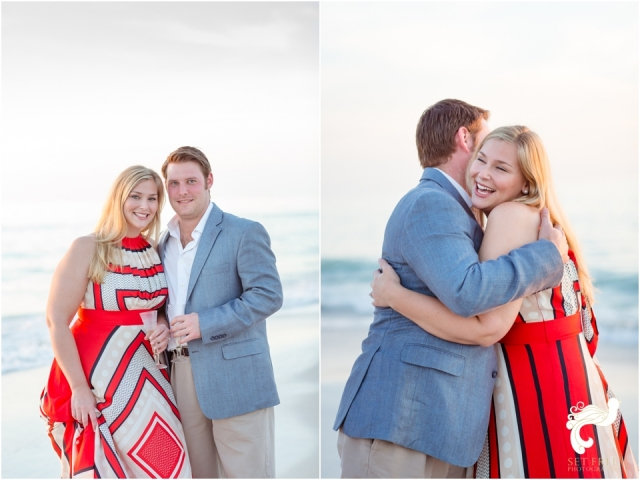 engagement beach naples set free photography florida