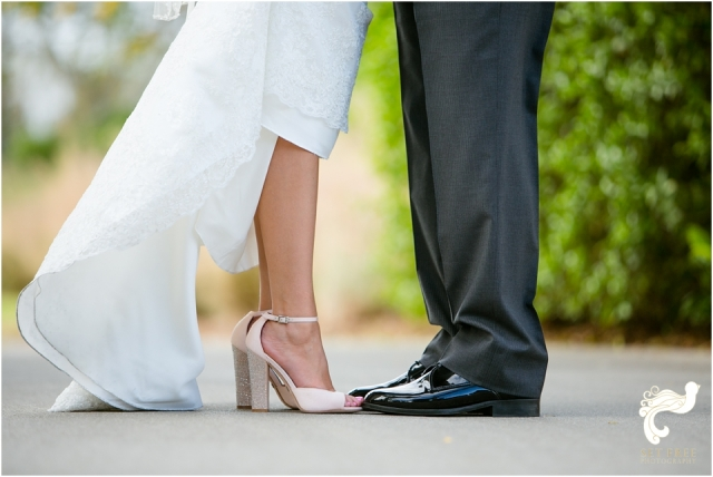 bride groom shoes feet Naples Wedding photographers set free photography