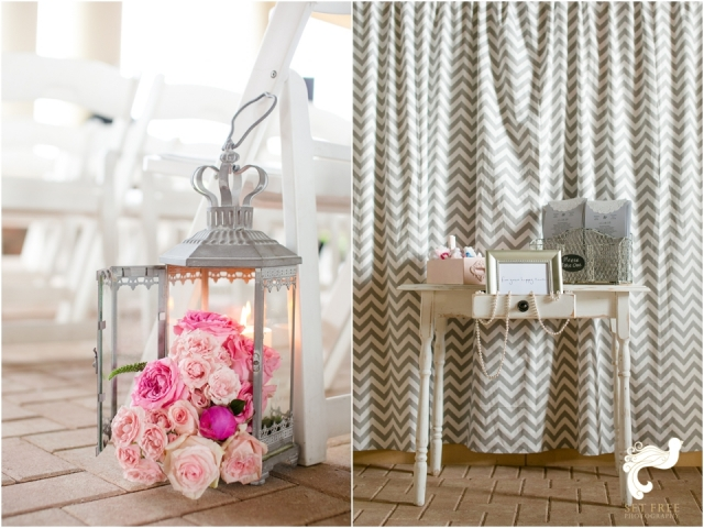 pink grey chevron wedding naples photographers set free photography