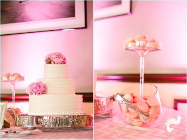pink grey cake ceremony Naples Wedding photographers set free photography